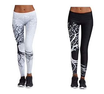 Leggings mit 3D-Print