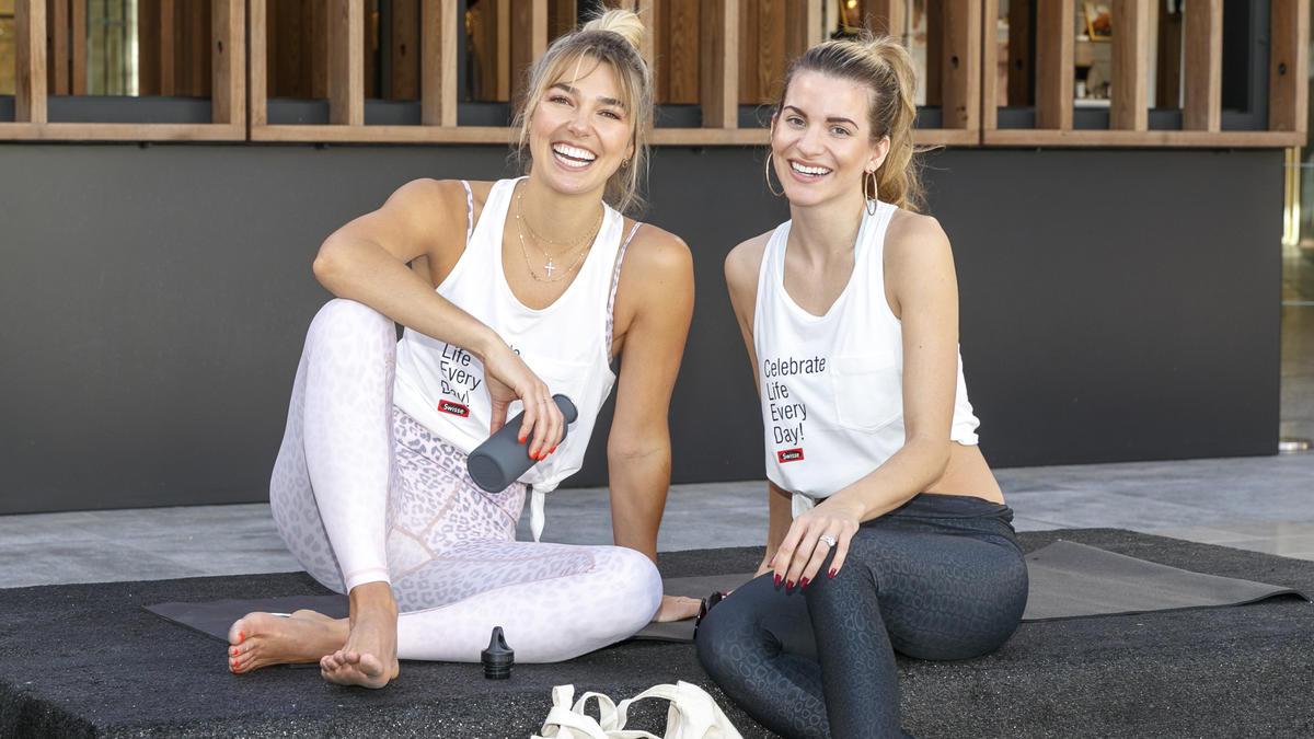 Yoga Pants: Stars schwören auf diese Yoga Leggings