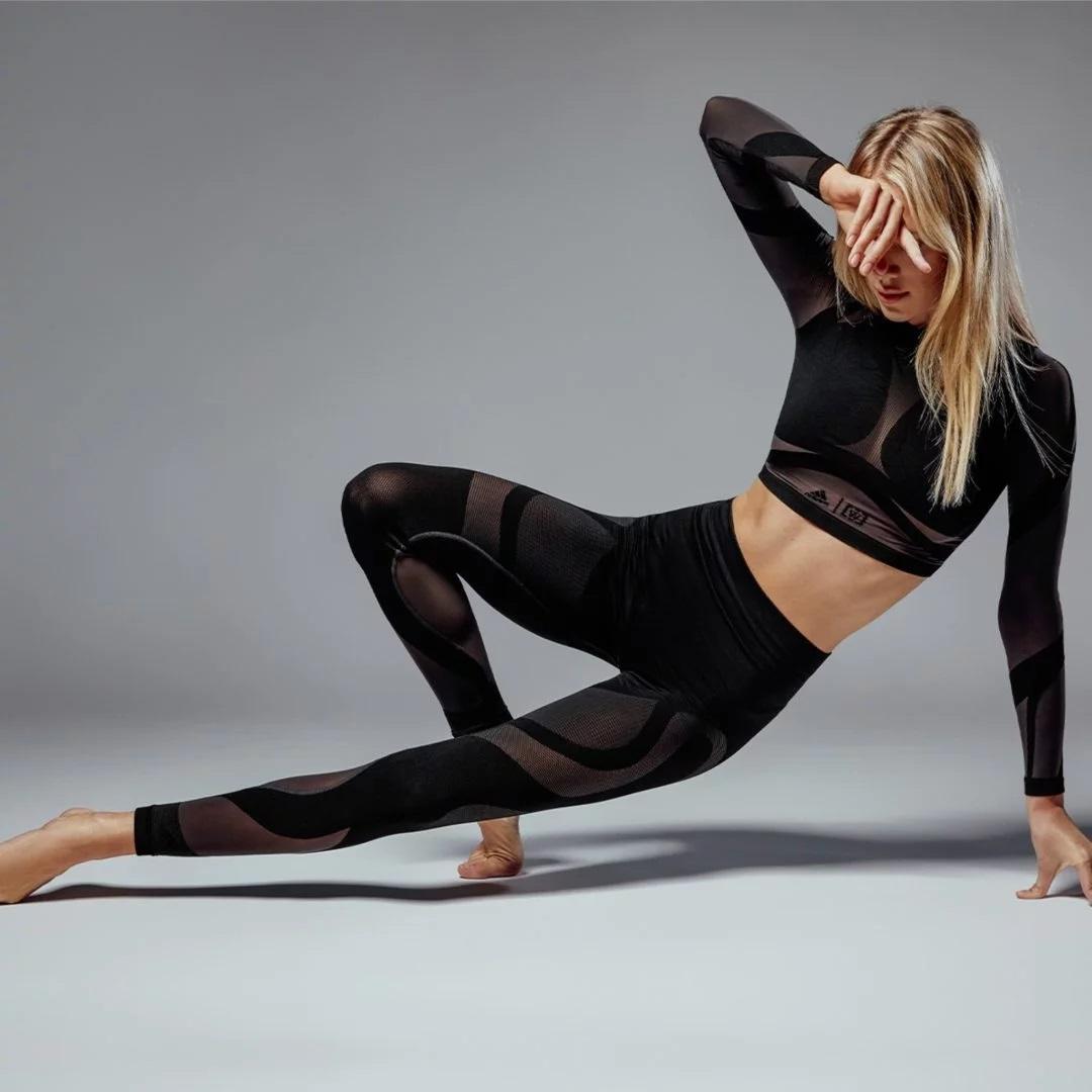adidas x Wolford: So kann Luxus Active Wear aussehen